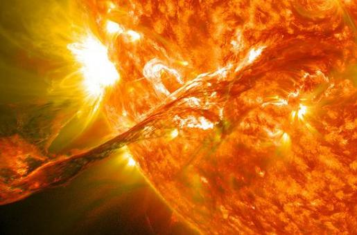 Superflares from the Sun Might Destroy the Earth One Day