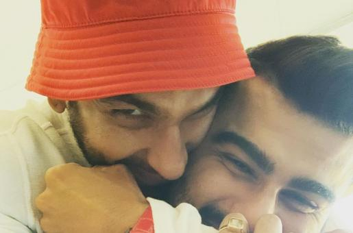 Ranveer Singh is the Most Supportive Friend and Here's Proof