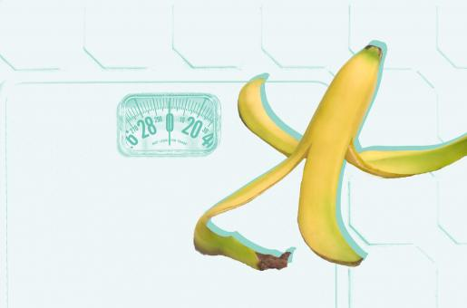 Top Nutritionist Reveals Banana Peels May Help With Weight loss