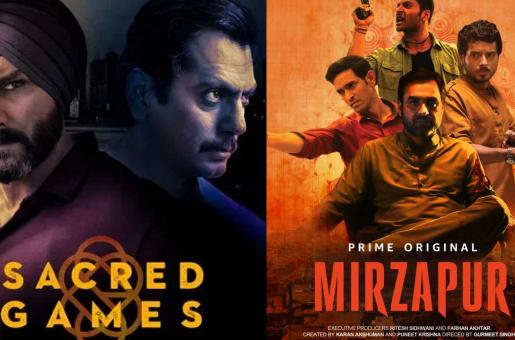 Sacred Games, Mirzapur, Made In Heaven and Lust Stories: Most-Searched Web Shows of 2019 Revealed