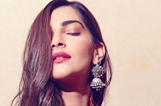 Sonam Kapoor Turns Muse for Rhea Kapoor and Masaba Gupta