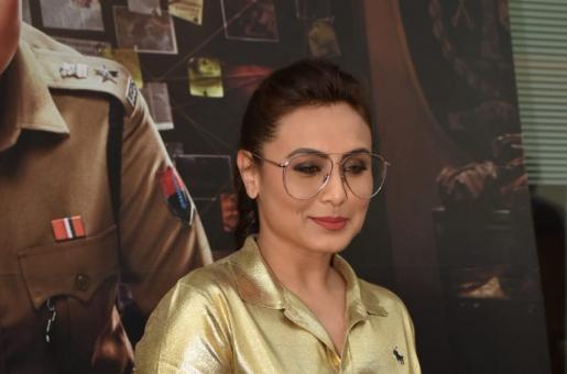 Mardaani 2: Rani Mukerji to Visit Dubai Police Smart Station