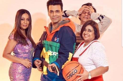 Shah Rukh Khan Feels Embarrassed as Karan Johar Turns Rahul of Kuch Kuch Hota Hai