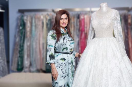 Salma Khan: In Style
