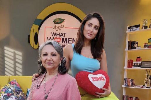 Sharmila Tagore Sings Praise For Daughter-in-law Kareena Kapoor Khan