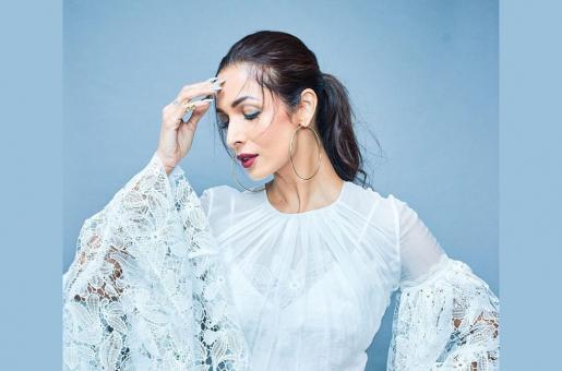 Malaika Arora Makes Fashion Faux Pas in White Lace Dress
