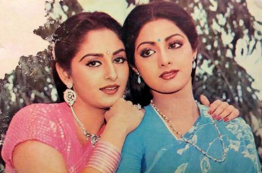Sridevi's Cold War with Jaya Prada: How Jeetendra Tried to Patch Them Up. (Blast from the Past)