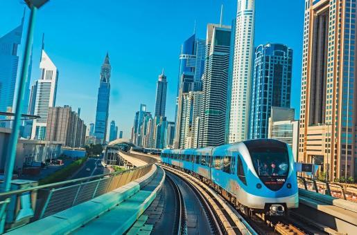 Dubai Metro Users to Enjoy 5G Connectivity at Etisalat Metro Station