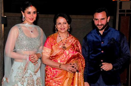 Kareena Kapoor and Sharmila Tagore the BEST 'Saas-Bahu' in Bollywood. We have Proof