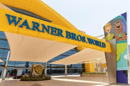 Warner Bros. World Abu Dhabi Clinches World Record as the Largest Indoor Theme Park