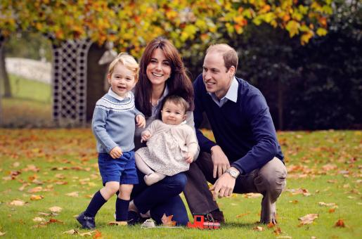 Prince William and Kate Middleton's Christmas Card Will Make Your Day