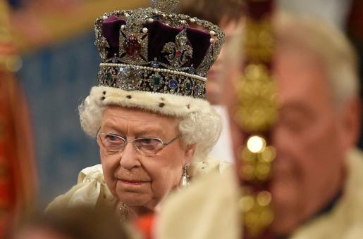 Queen Elizabeth Says It Has Been a 'Bumpy' Ride For the Royal Family This Year