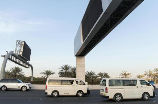 Abu Dhabi's Toll Gate System Finally Goes Live Following 79 Days of Trial Operation. Here's How It Will Work