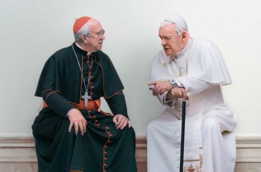 Netflix Review: The 2 Popes – This Christmas Dance with the Pope