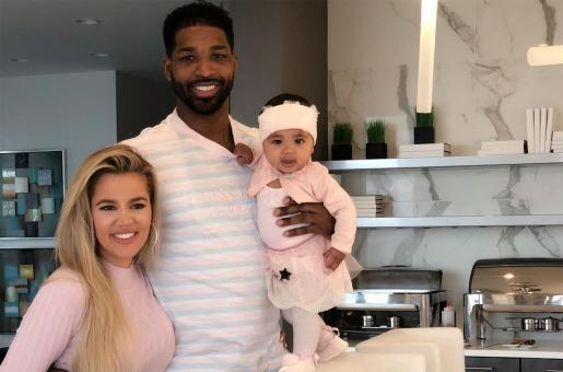 Khloe Kardashian, Tristan Thompson Remain on Amicable Terms for Daughter This Christmas