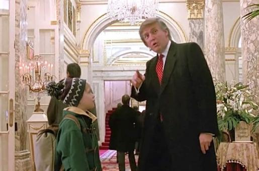 Donald Trump's Scene Removed Home Alone 2, Netizens React