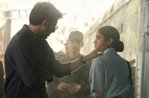 Janhvi Kapoor Pens Heartfelt Note For Her Upcoming Film, Gunjan Saxena - The Kargil Girl