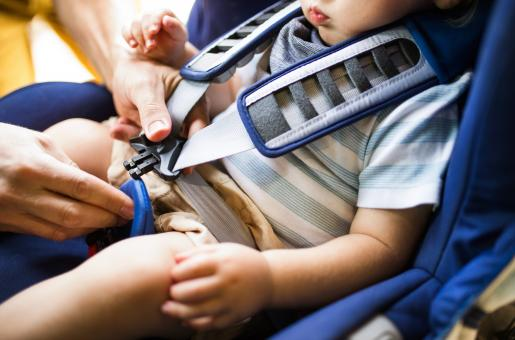 Road Safety in the UAE: 55 Percent Parents Unaware of Child Seat Belt Laws, Survey Reveals