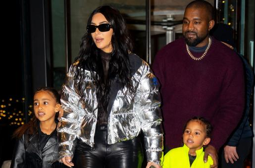 Kim Kardashian Clarifies Claims of Gifting Daughter JFK's Shirt