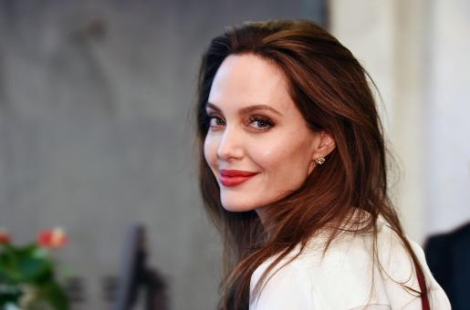 Angelina Jolie Visits Ethiopia with Her Children