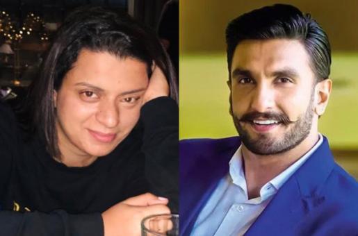 Rangoli Chandel Calls out Ranveer Singh's 'Outsider' Status
