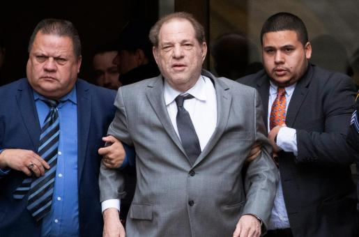 MeToo: Harvey Weinstein to Appear in New York Court Today for Rape Trial