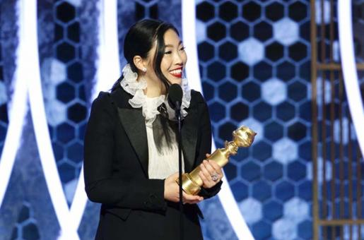 Golden Globes 2020: Awkwafina Becomes First Woman of Asian Descent to Win In a Lead Actress Category