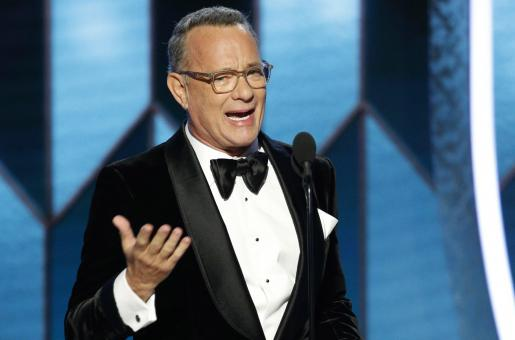 Golden Globes 2020: Tom Hanks gets Emotional Accepting the Cecil B DeMille Award