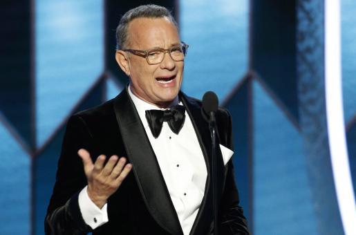 Golden Globes 2020: Tom Hanks gets Emotional Accepting the Cecil B DeMille Award
