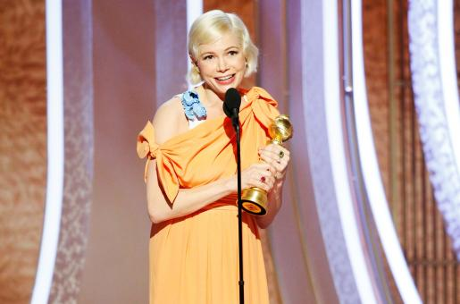 Golden Globes 2020: Michelle Williams Delivers Powerful Speech