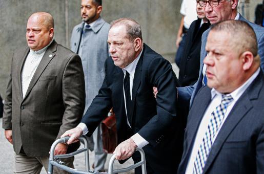 Harvey Weinstein Sentencing: Celebrities React