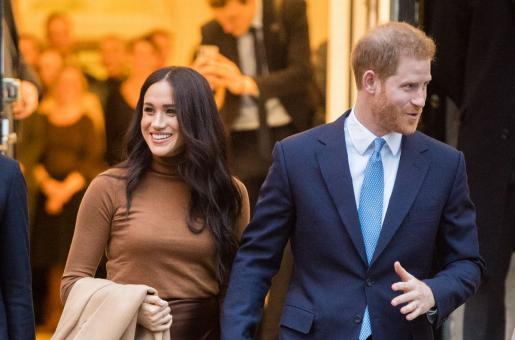 Prince Harry to Meet Royal Family for the First Time After Making Historic Announcement
