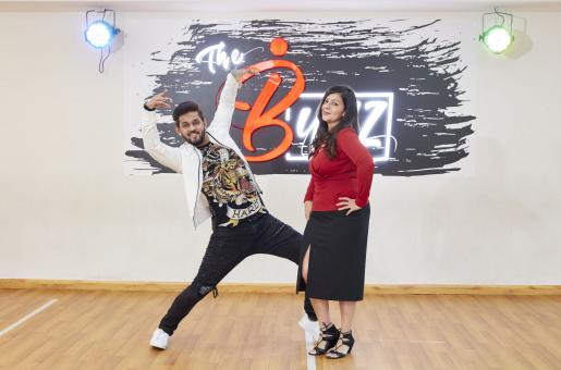 Just Keep Buzzing: How to Dance Your Way to Happiness and Fitness