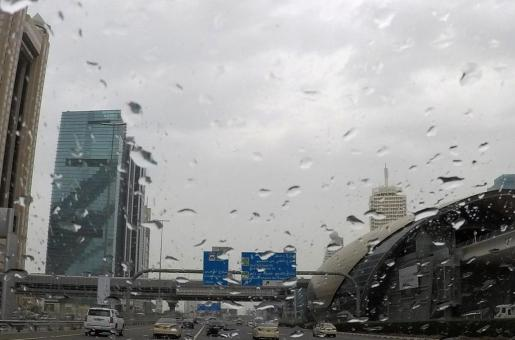 UAE Rain: Dubai, Abu Dhabi and Other Emirates to Experience More Thunderstorms on Sunday