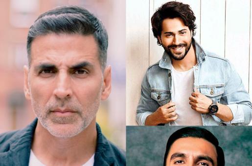 Varun Dhawan, Akshay Kumar, Ranveer Singh – Actors Who Have Gone Metrosexual