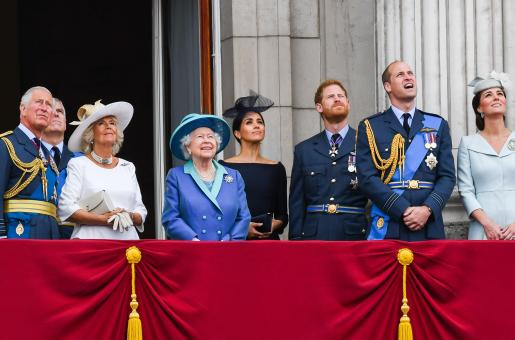 Prince Harry and Meghan Markle Royal Exit: This is Why Kate Middleton, Prince Charles' Wife Were Missing From the Royal Family Summit