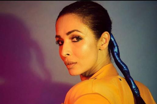 Malaika Arora Sports a Chic Athleisure Look for The Gym