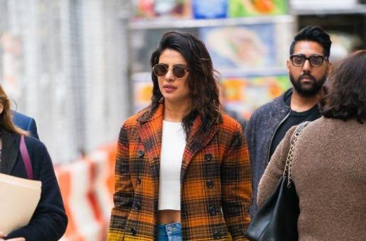 Priyanka Chopra and the Five Times She Aced The Street Style Game