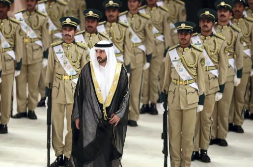 Sheikh Hamdan bin Mohammed Praises Dubai Police Academy after Graduation Ceremony