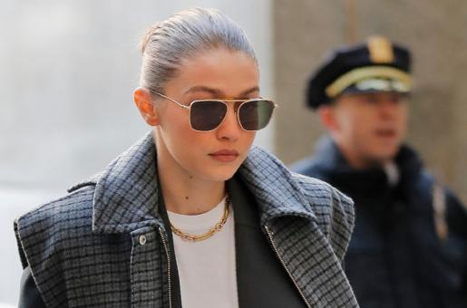 Gigi Hadid Will Not Be Part of the Jury in Harvey Weinstein's Trial