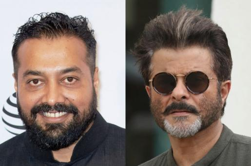 Anil Kapoor, Anurag Kashyap Come Head-To-Head for Netflix Project