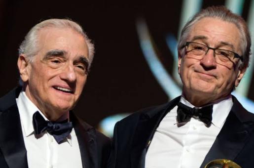 Robert De Niro Talks Friendship with Martin Scorsese