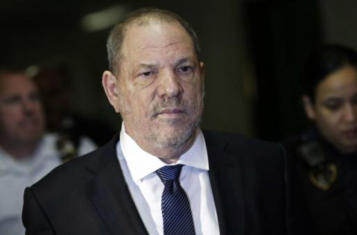 #MeToo: Harvey Weinstein's Jury Includes a Woman Writing a Novel About Predators