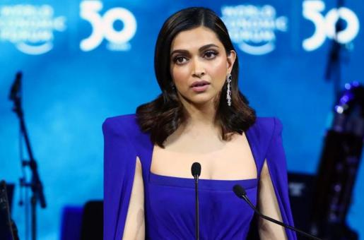 Deepika Padukone Receives Crystal Award in Davos for Raising Mental Health Awareness