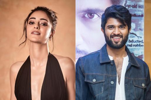 Ananya Panday to Star Opposite Arjun Reddy Hottie Vijay Deverakonda