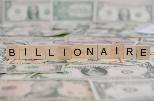 The World's Billionaires Have More Wealth than 4.6 Billion People: Oxfam Report