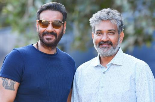 Ajay Devgn to Work with Tollywood Super Director for a Hindi Film