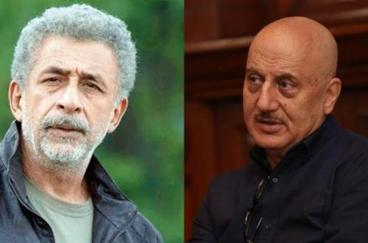 Anupam Kher vs Naseeruddin Shah: Why the Ugly Spat between Bollywood Veterans has Got the Town Talking