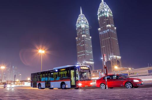 Dubai's Roads and Transport Authority Issues New Rules and Regulations for Road Transport and Car Rentals