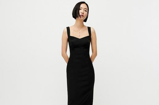 Selena Gomez is the Epitome of Class in Black Midi Dress for The Ellen Show